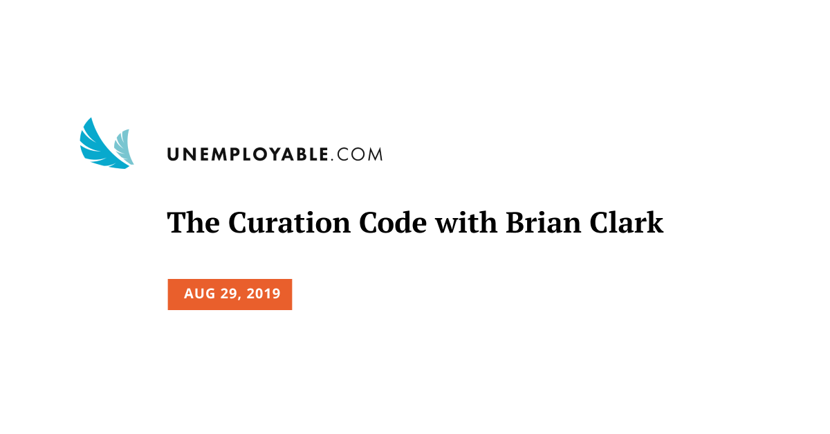 The Curation Code